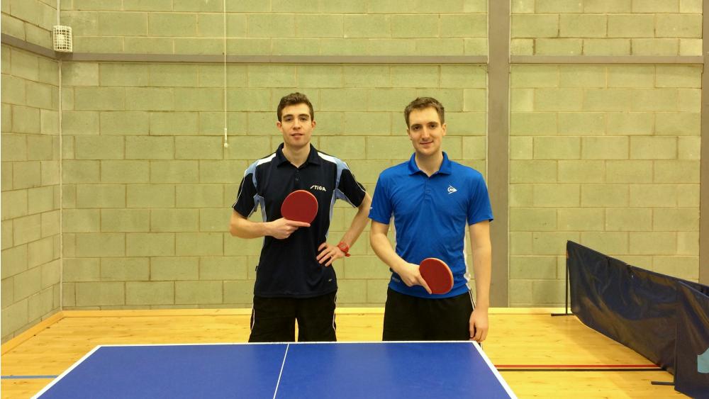 Ben Larcombe & Sam Priestley (Expert in a Year)