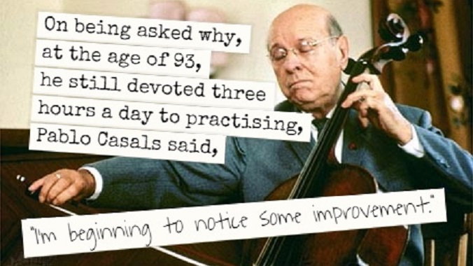 Top 5 Quotes About The Power Of Practice